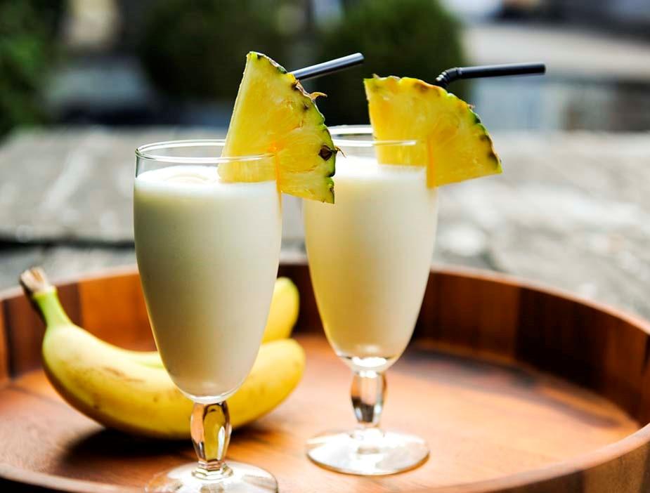 Batida Banana კოქტეილი